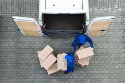 Koerier voor distributieroutes Dordrecht