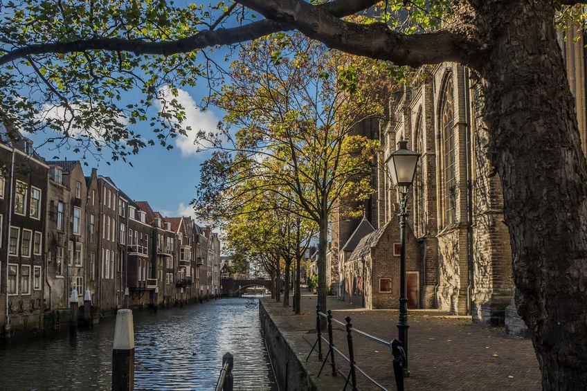 Koerier Dordrecht stadscentrum
